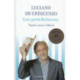 Così parlò Bellavista, Luciano De Crescenzo Biblioteca Tione di Trento