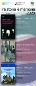 Tra storia e memoria - Essere innamorati è bello, doloroso, necessario con Franco Gerosa Biblioteca Tione di Trento