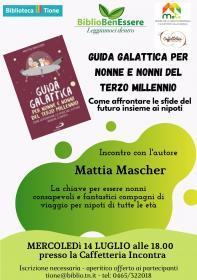 BiblioBenEssere: Guida galattica per nonne e nonni del terzo millennio Biblioteca Tione di Trento