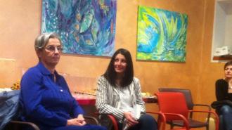 11 maggio 2016: eLEGGERE LIBeRI - Incontro con Silvia Mori