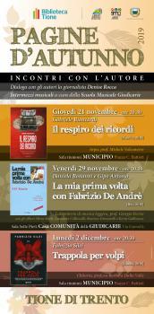 Pagine d'autunno - Trappola per volpi di Fabrizio Silei