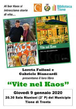 Vite nel Kaos con Loreta Failoni e Gabriele Biancardi